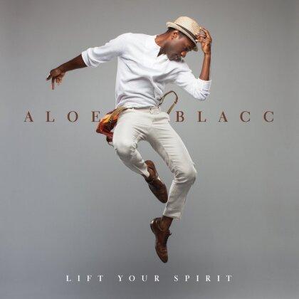 Aloe Blacc (Emanon) - Lift Your Spirit (LP)