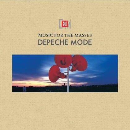 Depeche Mode - Music For The Masses - 2014 Version, Warner (LP)