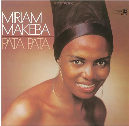 Miriam Makeba - Pata Pata - Music On Vinyl (LP)