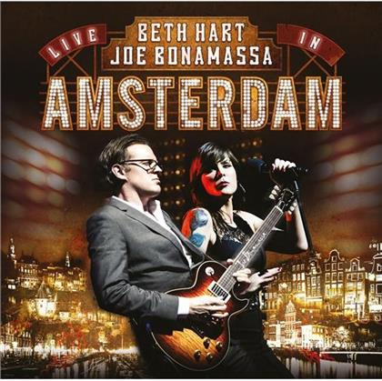 Beth Hart & Joe Bonamassa - Live In Amsterdam (2 CDs)