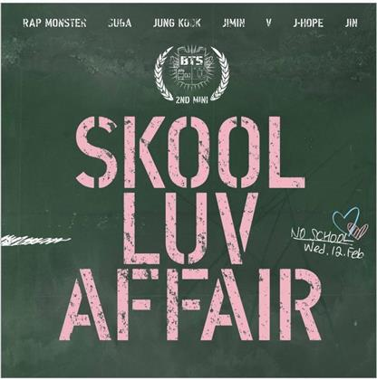 BTS (Bangtan Boys) (K-Pop) - Skool Luv Affair