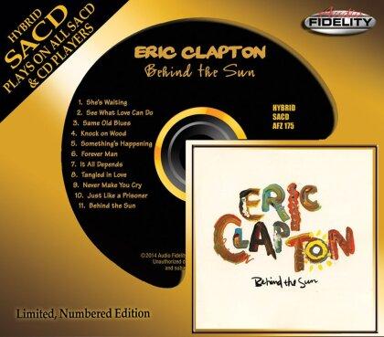 Eric Clapton - Behind The Sun - Audiophile (Hybrid SACD)