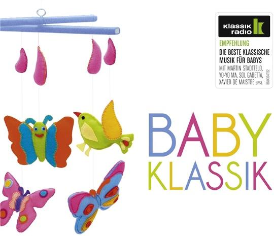 Baby Klassik - Various (Limited Edition, 2 CDs)