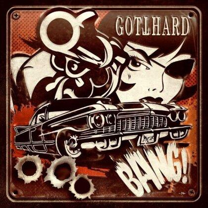 Gotthard - Bang! (2 LPs + CD)