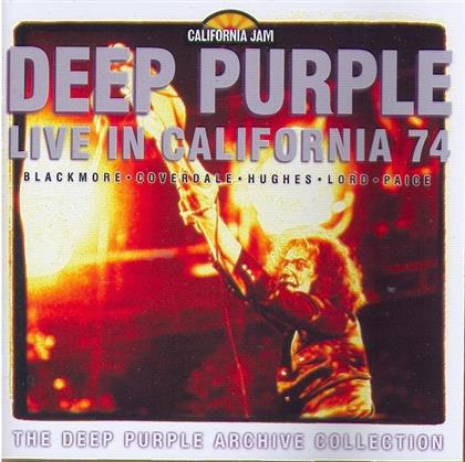 Deep Purple - Live In California 74