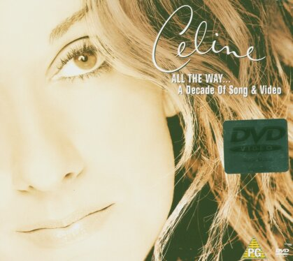 Céline Dion - All the Way... A Decade of Song & Video (Digipack)