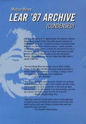 Lear 87 archive (3 DVDs)