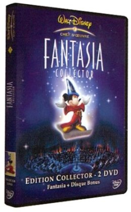 Fantasia (1940) (Edition Collector, 2 DVDs)