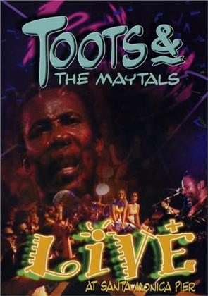 Toots & Maytals - Live at Santa Monica Pier