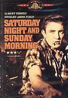 Saturday night & Sunday morning (1960) (n/b)