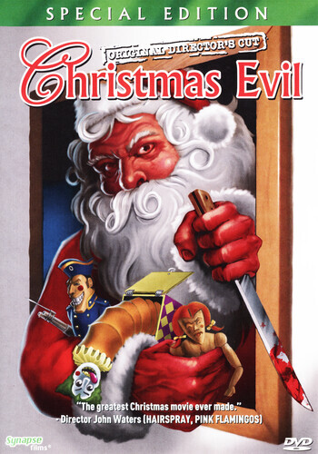 Christmas Evil - You Better Watch Out (1980) (Special Edition)
