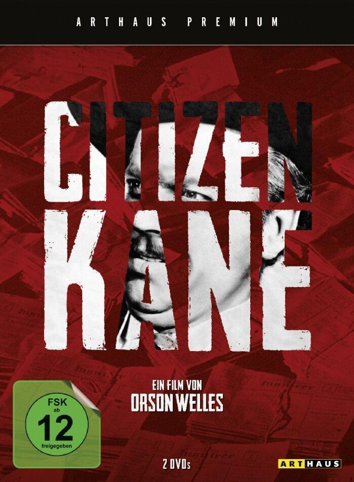 Citizen Kane - (Arthaus Premium - 2 DVDs)