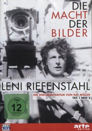 Die Macht der Bilder 1 & 2 - Leni Riefenstahl (s/w)