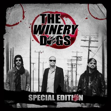 Winery Dogs (Portnoy/Sheehan/Kotzen) - --- (Special Edition, 2 CDs)