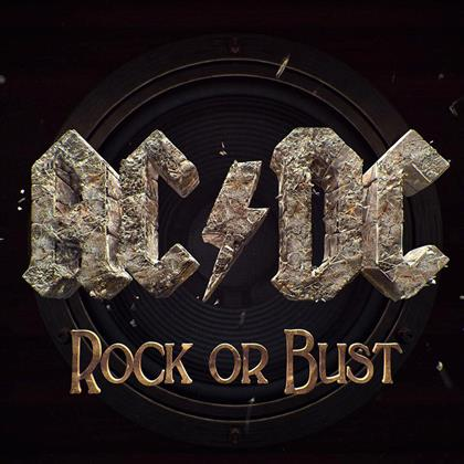 AC/DC - Rock Or Bust (International Version)