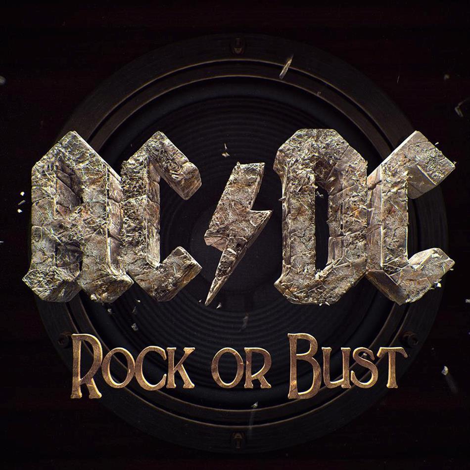 AC/DC - Rock Or Bust (International Version)