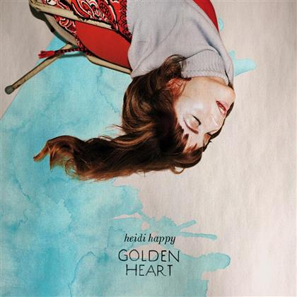Heidi Happy - Golden Heart (LP)