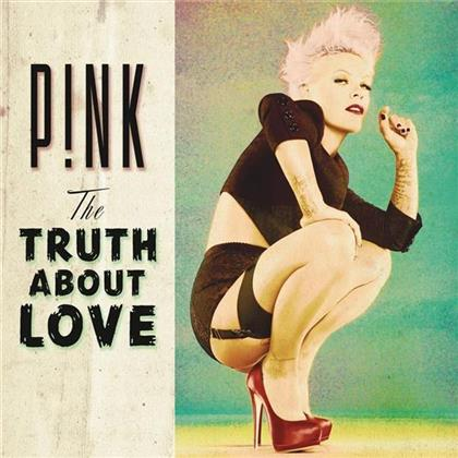 P!nk - Truth About Love (2014 Version, 2 LPs + CD)