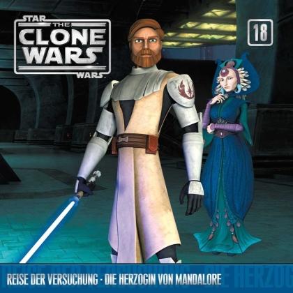 Star Wars - Clone Wars - 18 - Reise Der Versuchung/Herzogin