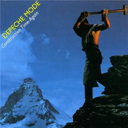Depeche Mode - Construction Time Again - Rhino, 2014 Version (LP)