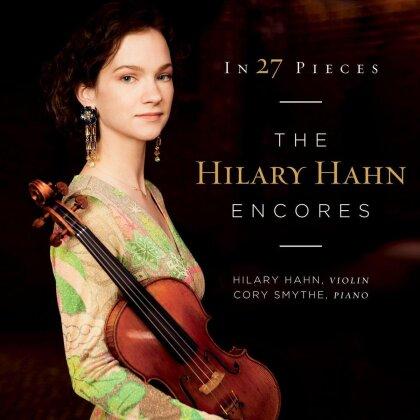 Hilary Hahn & Smythe Cory - In 27 Pieces - The Hilary Hahn Encores (2 CDs)