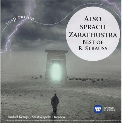 Richard Strauss (1864-1949), Rudolf Kempe & Staatkapelle Dresden - Also Sprach Zarathustra - Best Of Strauss