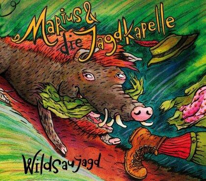 Marius & Die Jagdkapelle - Wildsaujagd (2018 Reissue)