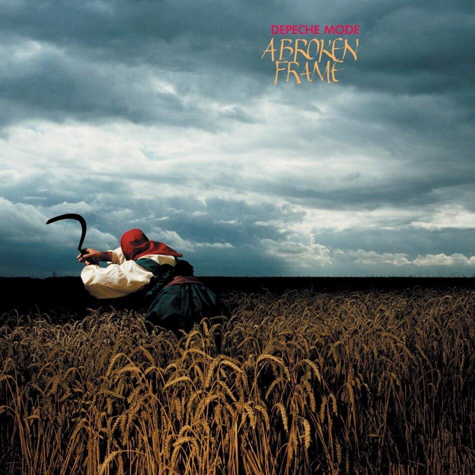 Depeche Mode - A Broken Frame - Music On Vinyl (LP)