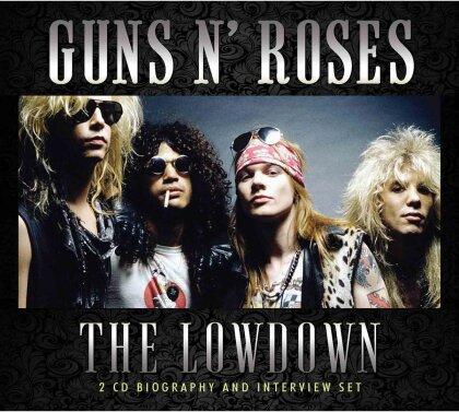 Guns N' Roses - Lowdown - Interview CD - No Music