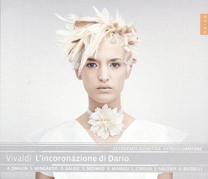 Sara Mingardo, Dalou & Antonio Vivaldi (1678-1741) - Incoronazione Di Dario (3 CDs)