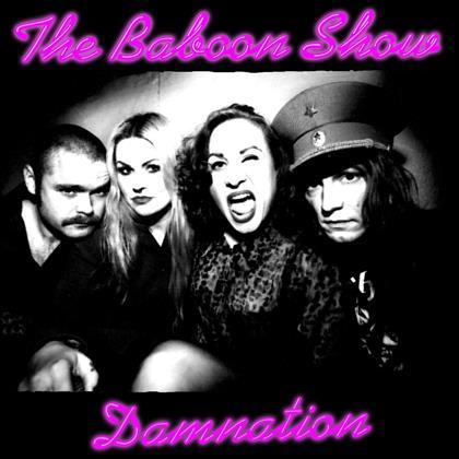 The Baboon Show - Damnation (LP + Digital Copy)