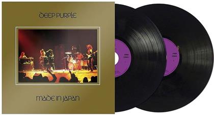 Deep Purple - Made In Japan (2014 Version, Remastered, 2 LPs + Digital Copy)