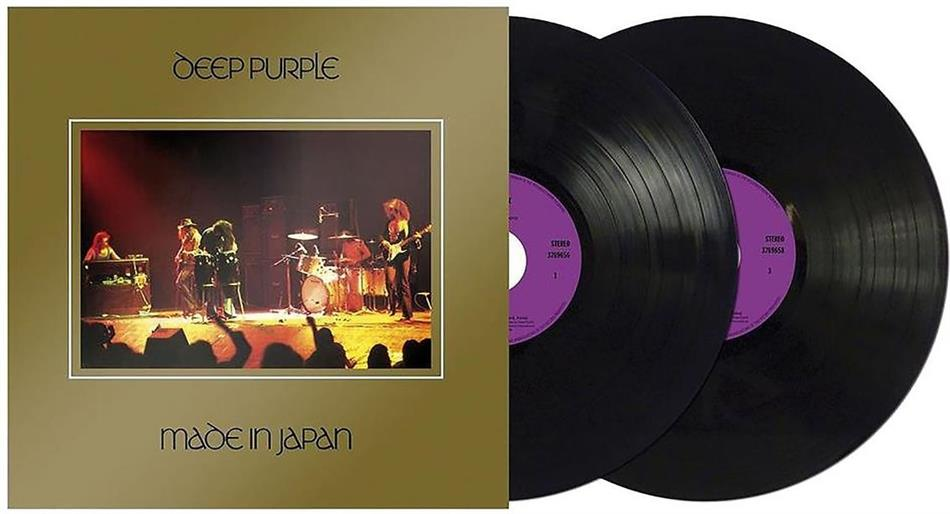 Deep Purple - Made In Japan (2014 Version, Remastered, 2 LPs)