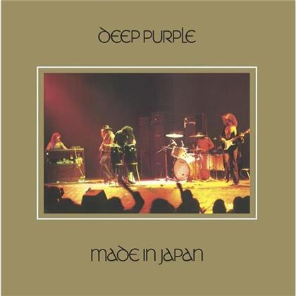 Deep Purple - Made In Japan - 2014 Deluxe Version (Remastered, 9 LPs + Digital Copy + Buch)