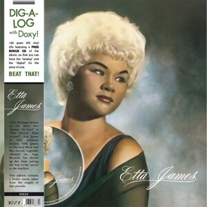 Etta James - --- (LP + CD)