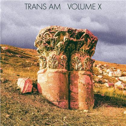 Trans Am - Volume X (LP)
