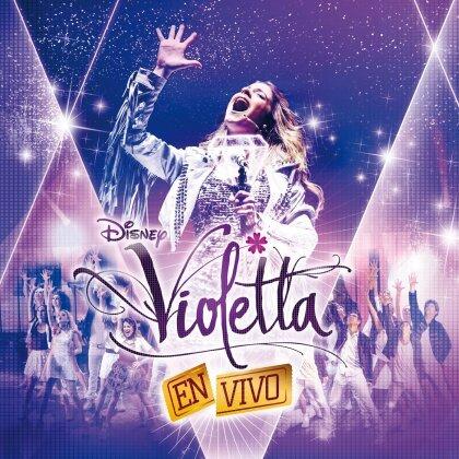 Violetta (Walt Disney) - En Vivo