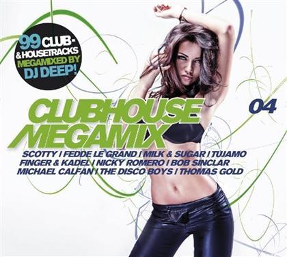 Clubhouse Megamix 4 (3 CDs)
