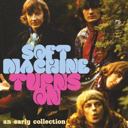 The Soft Machine - Turns On (2 CDs)