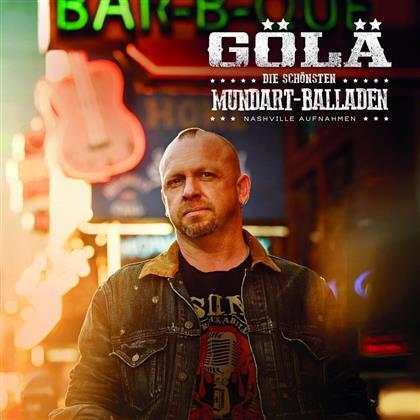 Gölä - Die Schönsten Mundart-Balladen - Nashville Aufnahmen - Gatefold (LP)