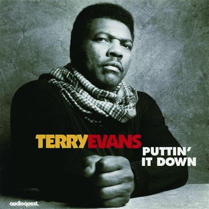 Terry Evans - Puttin' It Down (SACD)