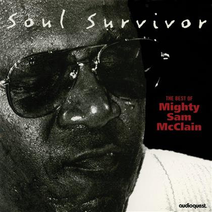 Mighty Sam McClain - Soul Survivor - Best Of (Hybrid SACD)