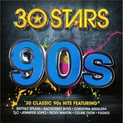 30 Stars: 90s (2 CDs)
