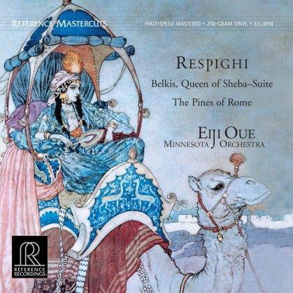 Ottorino Respighi (1879-1936), Eiji Oue & Minnesota Orchestra - Queen Of Sheba Suite (LP)