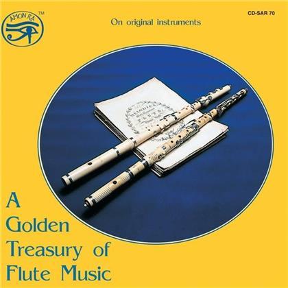 Johann Sebastian Bach (1685-1750), Franz Schubert (1797-1828), Carl Maria von Weber (1786-1826), Georg Friedrich Händel (1685-1759), Benda, … - A Golden Treasury Of Flute Music