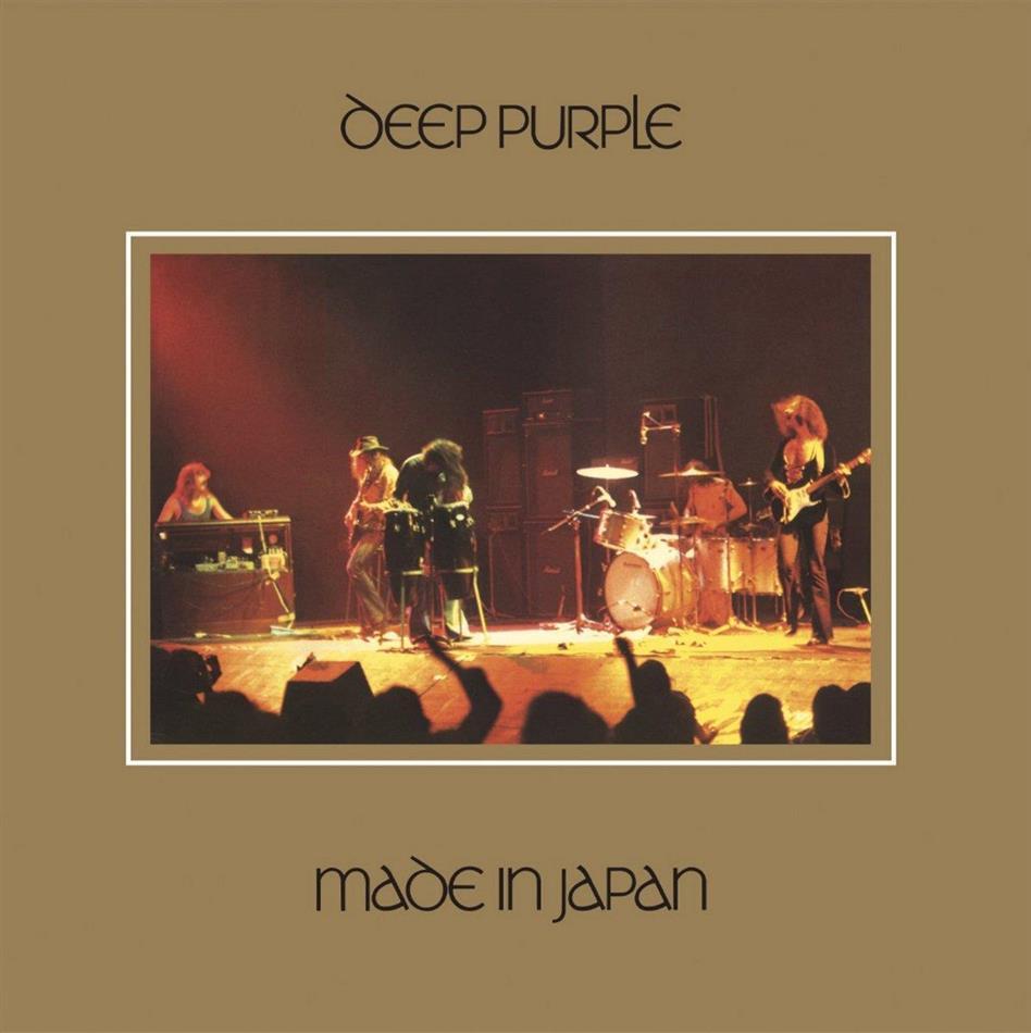 Deep Purple - Made In Japan (2014 Version)