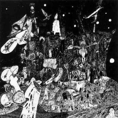Rudimentary Peni - Death Church (LP)
