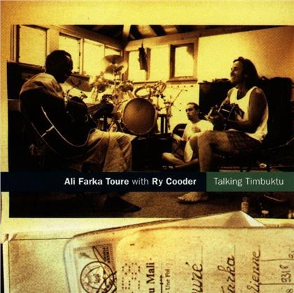 Ali Farka Toure & Ry Cooder - Talking Timbuktu (2 LPs)