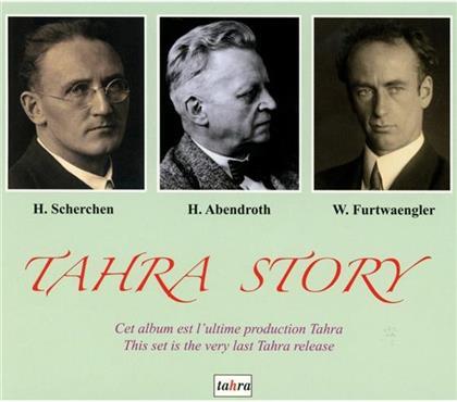 Hermann Scherchen, Hermann Abendroth & Wilhelm Furtwängler - Tahra Story