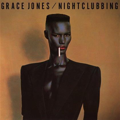 Grace Jones - Nightclubbing (2014 Version)